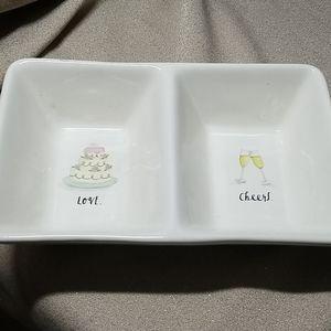 Rae Dunn Wedding Divided Dish